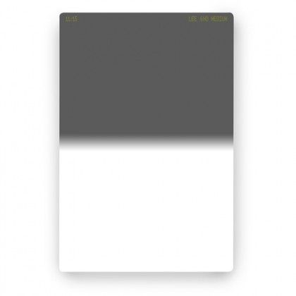 LEE Filters 100 x 150mm Graduated Neutral Density (ND) 0.6  Filter - Medium