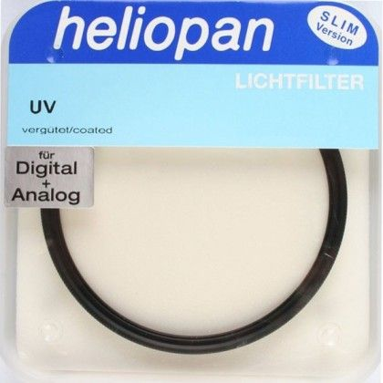 Heliopan 77 mm Slim UV filtre