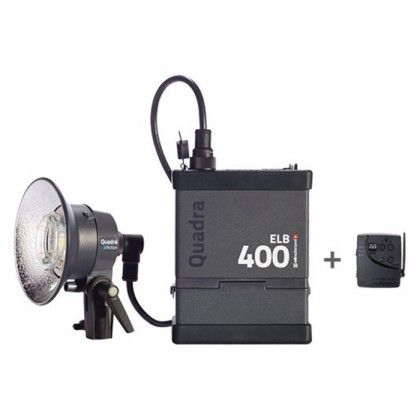 Elinchrom ELB 400 One Action Head To Go
