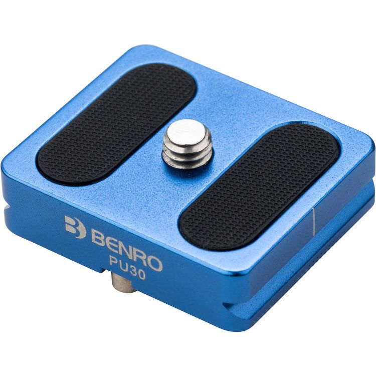 Benro PU30 Universal Quick-Release Plate