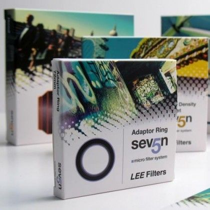LEE Filters Seven5 Adaptor Ring 72mm