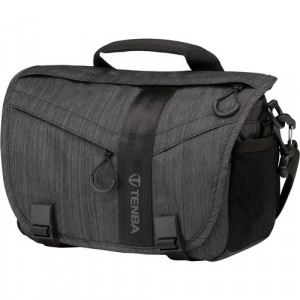 Tenba DNA 8 Messenger Bag (Graphite) Omuz Çantası