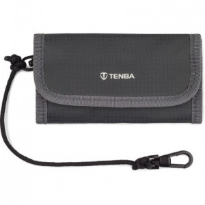 Tenba Reload CF 6 Card Wallet (Gray)