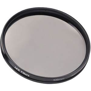 LEE Filters Circular Polarizer Filter 105mm + Front Holder Ring