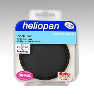 Heliopan 77 mm SH-PMC Multicoated Slim Circular Polarize filtre