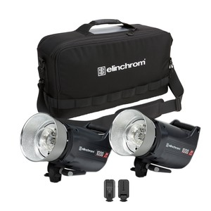 Elinchrom ELC Pro HD 1000 To Go Kit