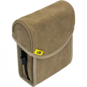 LEE Filters Field Pouch for Ten 100 x 150mm Filters (Sand)