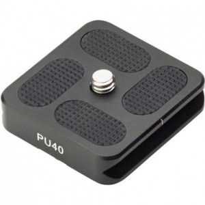 Benro PU40 Universal Quick-Release Plate