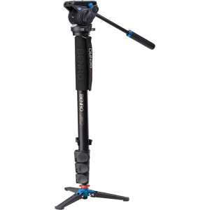 BENRO A 48FD S4 Video Monopod Kit