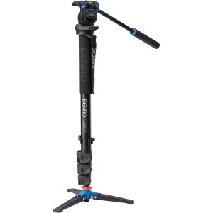 BENRO A 38FD S2 Video Monopod Kit