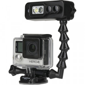 Light & Motion GoPro İçin Sidekick Duo LED Işık (856-0575-A)