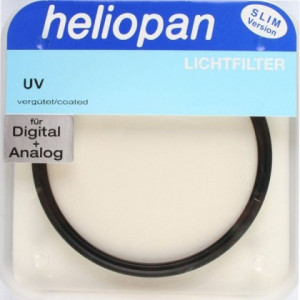 Heliopan 82 mm Slim UV filtre