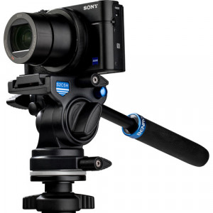 Benro TSL-08AS2P Slim Video Tripod Kit