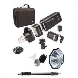 GODOX Pocket Flash AD200 Full Set Sony