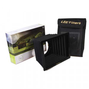 LEE Filters Wide Angle Lens Hood + Filter Slot