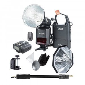 GODOX WITSTRO 360W Mini Paraflash Full Set Fuji