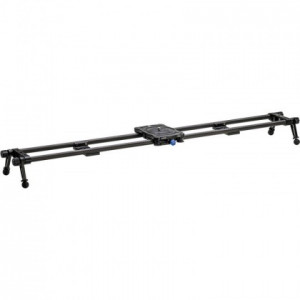 Benro C08D9B Moveover8,  Dual Carbon Rail Rail 900 mm Slider