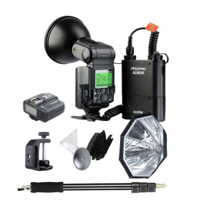 GODOX WITSTRO 360 II TTL- Mini Paraflash Full Set Nikon