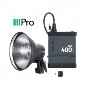 Elinchrom ELB 400 One Pro Head To Go Set