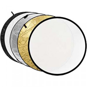 Godox Reflector Disc 60cm 5in1 Gold/Silver/Black/White/Diffuser