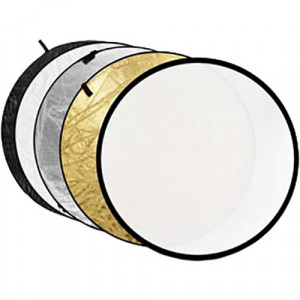 Godox Reflector 110cm Disc 5in1 Gold/Silver/Black/White/Diffuser