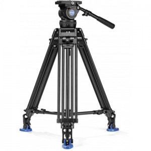 BENRO BV-10 TWIN-LEG VIDEO TRIPOD KIT