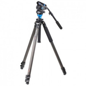 Benro A-3573FS6 Hidrolik Profesyonel Video Tripod Kit