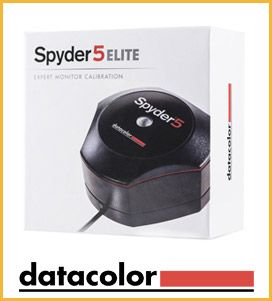 data color spyder elite